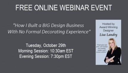 Webinar Event Graphic