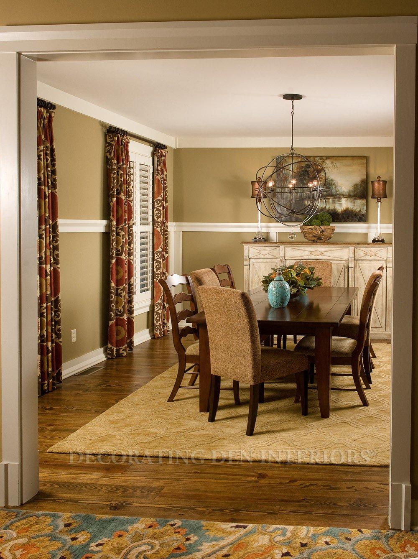 Choosing a Dining Room Table   Dining Room Interior ...